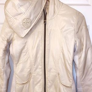 Lululemon jacket.